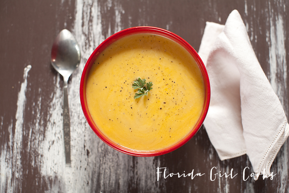 butternut squash soup, fall food, soup, comfort food, healthy