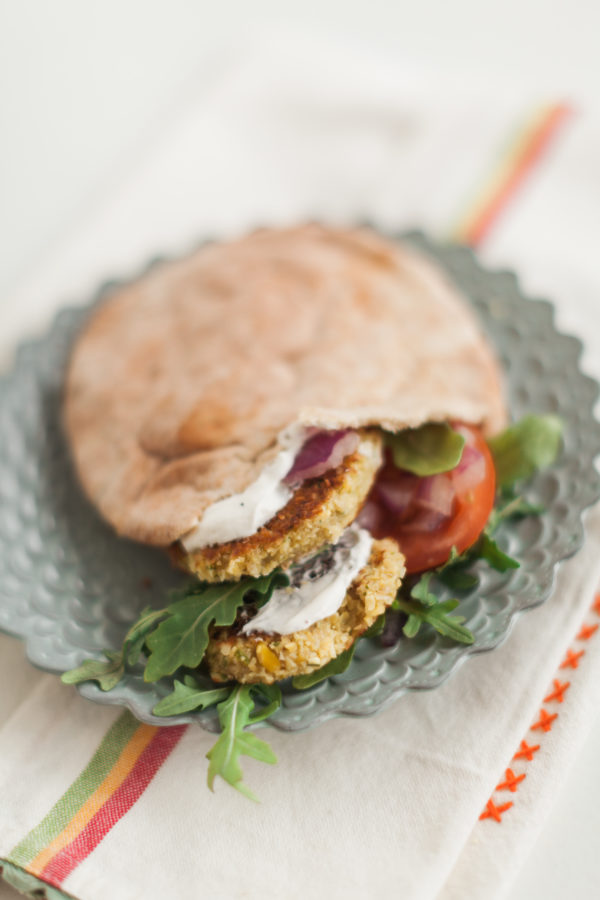 falafel pita sliders, cooking light, healthy eating, clean eating, eating clean, florida girl cooks